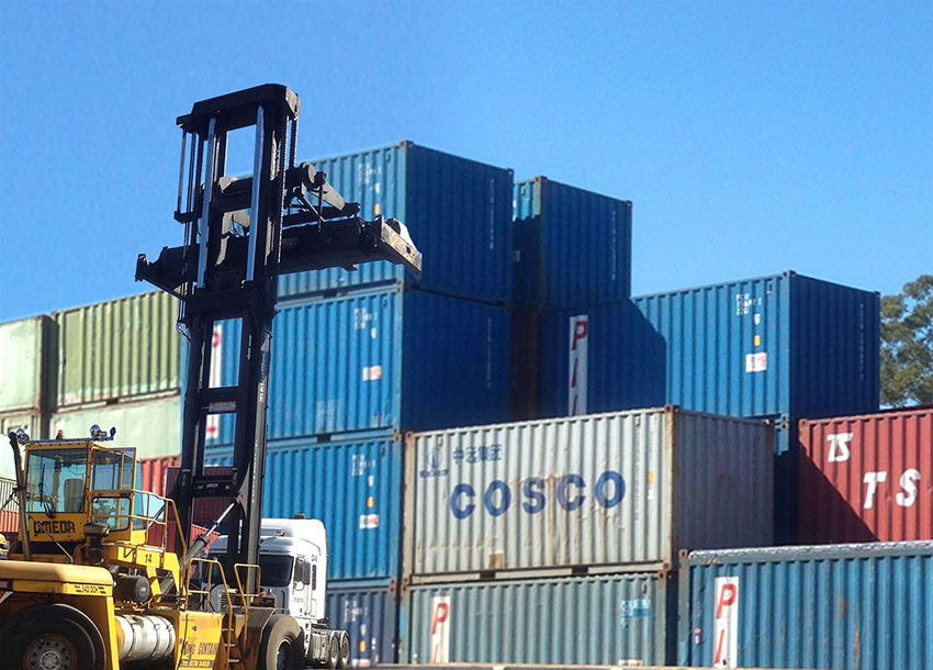 Container Sale, Hire & Storage