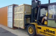 King Container Transport – Sydney FCL Container Transport